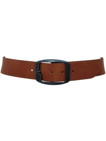 G-Star Ladd Leather Belt - Brown