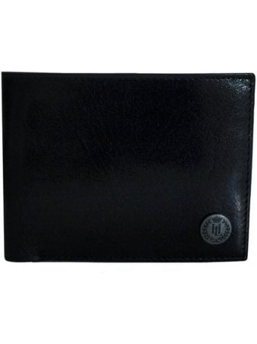 Henri Lloyd Dunoon Wallet - Black/ Red