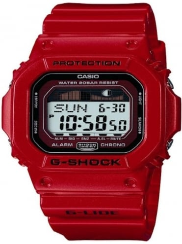 G-Shock G-Lide Surf GLX-5600-7ER Watch - Red