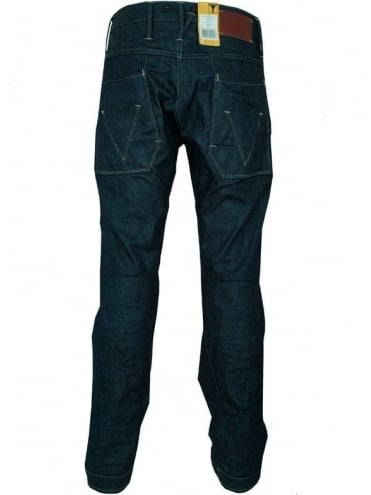 G-Star 5620 3D Dimension Tapered Jean - Navy