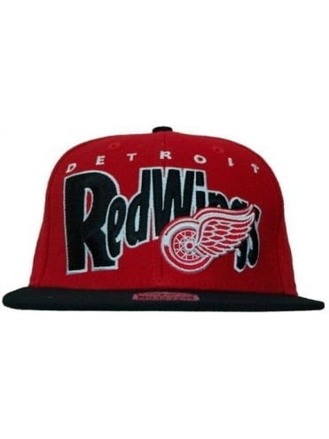 47 Brand Detroit Red Wings Cap - Red