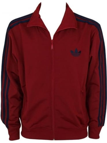 Adidas Originals Adi Firebird Tracktop - Red
