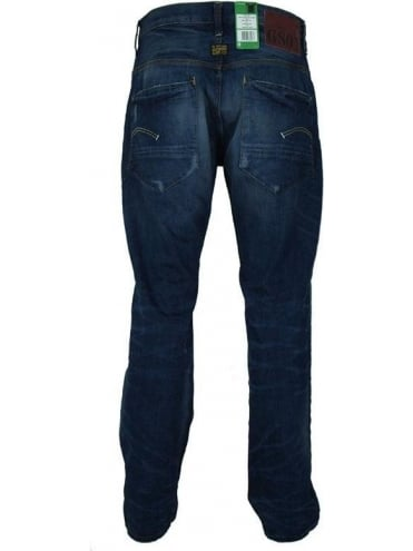 G-Star New Radar Low Loose Jeans - Medium Aged