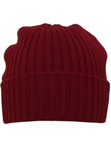 Hugo Boss Orange Aariff Hat - Dark Red