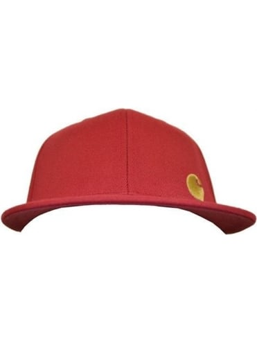 Carhartt Port Flexfit Cap - Deep Red