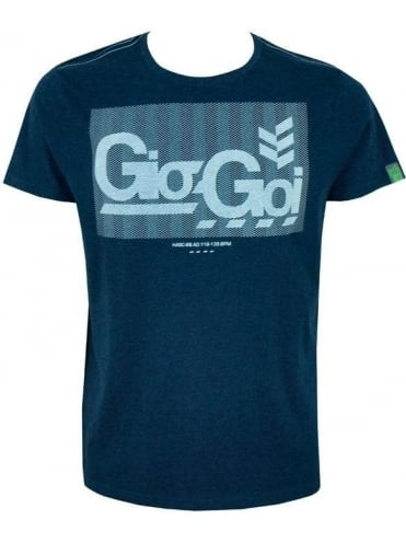 Gio Goi Tilford T Shirt - Real Navy