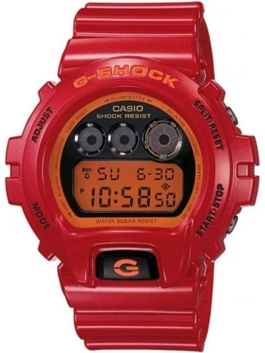 G-Shock DG-6900CB-4ER Watch - Red
