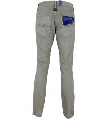 G-Star New Radar Slim Cotton Jeans - Dune