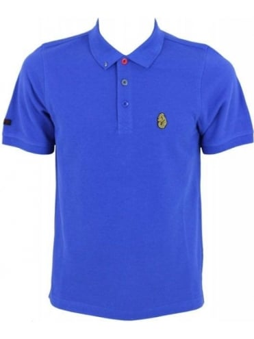 Luke 1977 Williams Polo - Royal