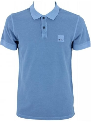 Hugo Boss Orange Pasha Polo - Open Blue
