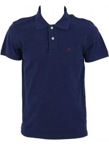 Replay R Embro Polo - Navy