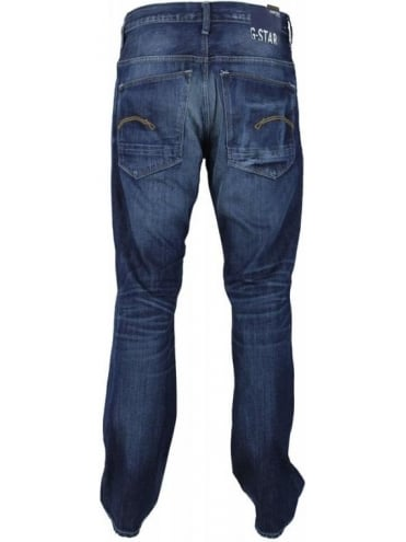 G-Star Yield Loose Jeans - Medium Aged