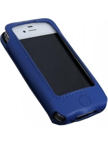 Perforated Smart Phone Case - Mid Blue