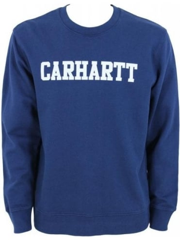 Carhartt College Sweat - Federal