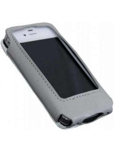 Fred Perry Perforated Smart Phone Case - Cloudburst