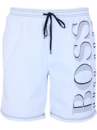 Hugo Boss Bodywear Killfish Swim Shorts - Natural