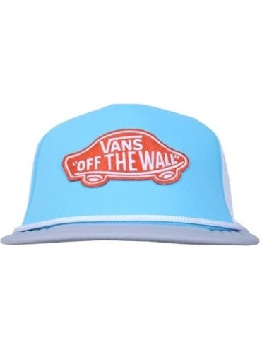 Vans Classic Patch Trucker Cap - Blue