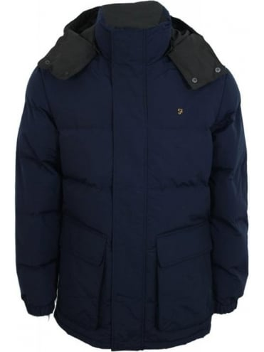 Lynstead Jacket - True Navy