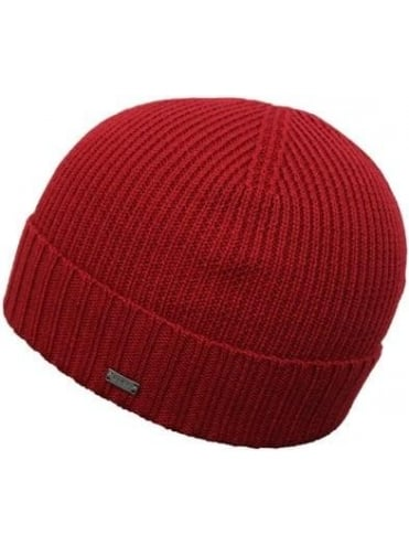 Fati Beanie - Medium Red
