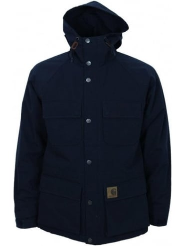 Moseley Jacket - Navy