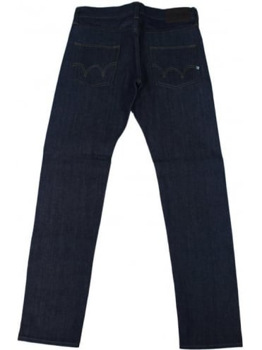 ED55 Relaxed Tapered Jeans - Raw