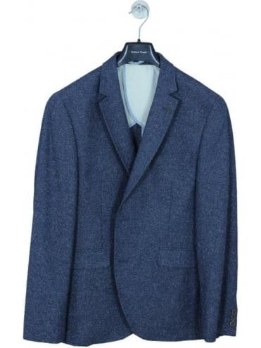 Donegal Jacket - Blue