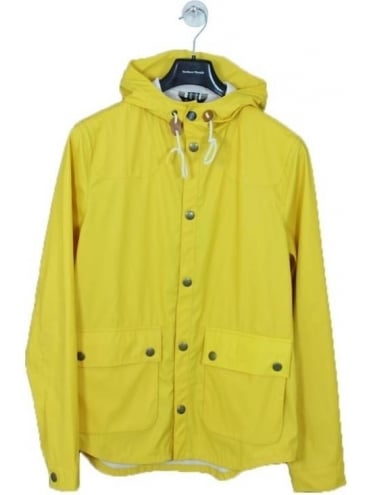 Reelin Hooded Jacket - Yellow