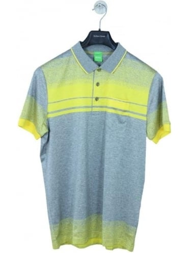 Paddy 4 Polo - Pastel Grey