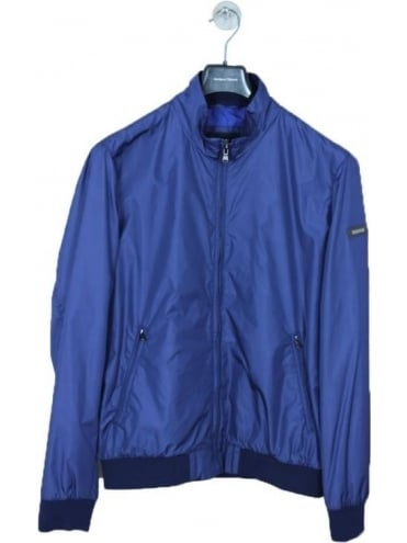 Hackett Nylon Blouson - Navy