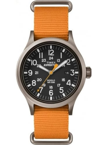 Expedition Scout Watch - Orange