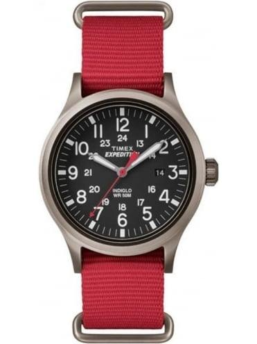 Expedition Scout Watch - Red