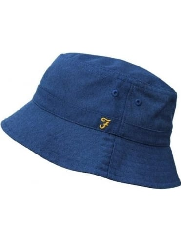 Farah Gratton Hat - Navy