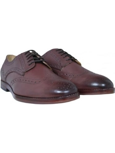 Talbot Brogue - Brown