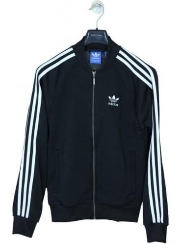 SST Track Top - Navy