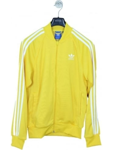 SST Track Top - Yellow