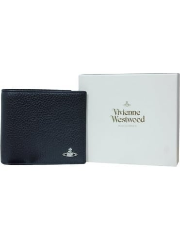 Milano Wallet & Coin Holder - Black
