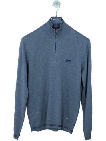 Zime 1/2 Knit - Medium Grey