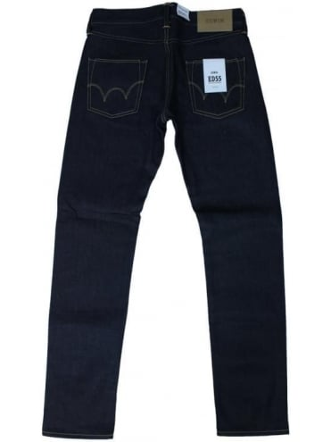 ED55 11.8 Oz. Tapered Jeans - Unwashed