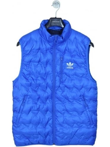 Serrated Vest - Bluebird