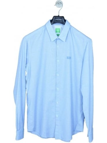 Boss Green C-Buster Shirt - Open Blue