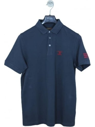 X NT 10 Year Anniversary Polo - Navy