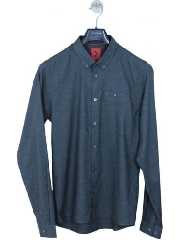 Luke 1977 All Day Everyday Shirt - Charcoal