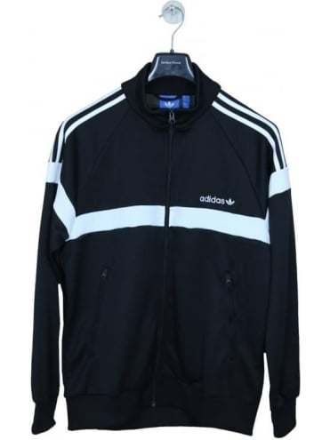 Itasca Track Top - Black