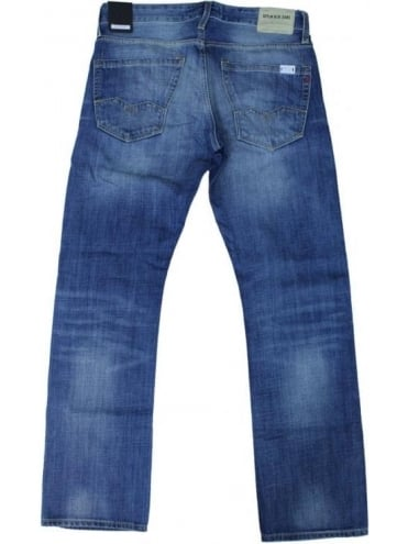 Waitom Regular Fit Jeans - Light Blue