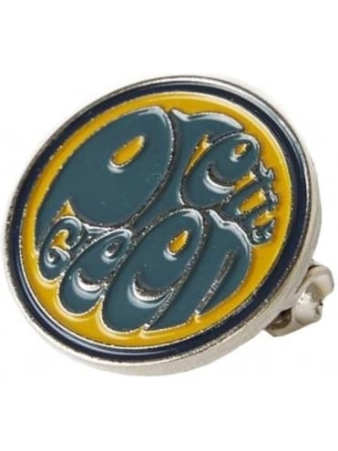 Pretty Green PG Logo Badge - Blue