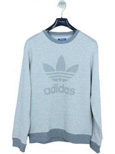 adidas Originals Noize Crew - Grey Heather
