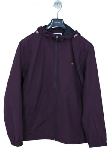 Newbern Jacket - Bordeaux