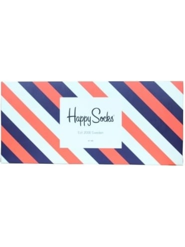 Happy Socks Big Dot 4 Pack Box