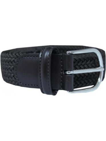 Anderson's Woven Textile Belt - Brown