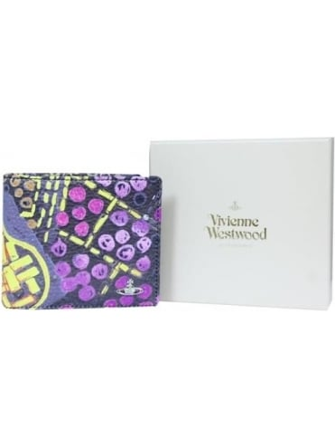 Vivienne Westwood Anglomania Manhole Credit Card Holder - Multi